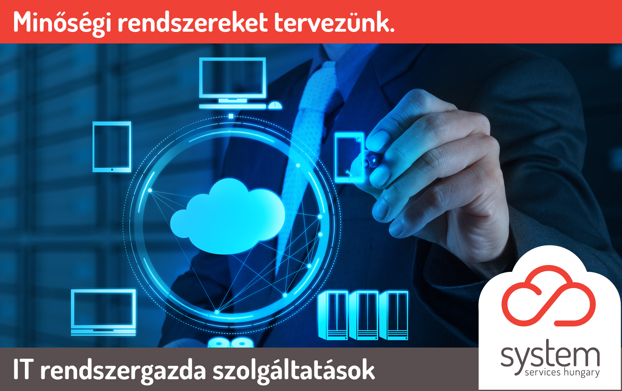System Services Hungary - minőségi adatbiztonság és IT szolgáltatások