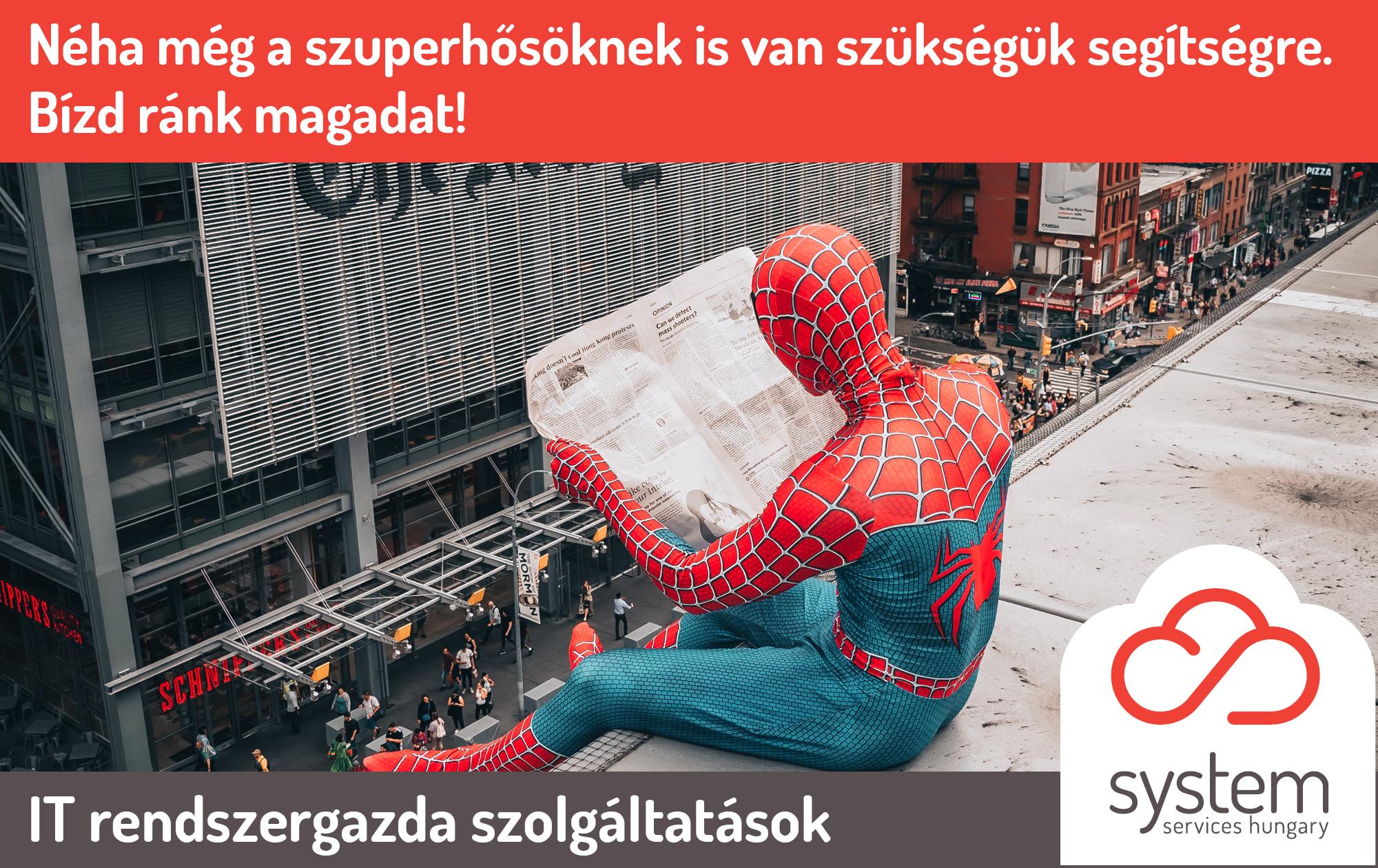 Maga a Pókember is tájékozódik és információt szerez annak érdekében, hogy jó minőségben végezhesse a szuperhős feladatait: mi pedig bízva abban, hogy akár neki is segíthetünk, leírtuk, mit lehet tenni a számítógépek lefagyása esetén. #SpiderMan #readtoachieve