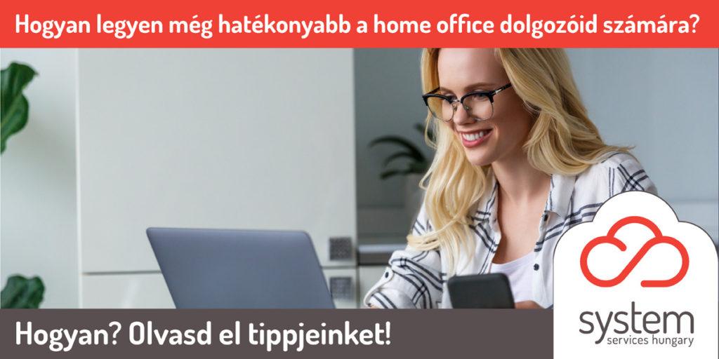 Segítünk, hogyan alakíts ki zökkenőmentes távmunka környezetet a dolgozóid számára - System Services Hungary